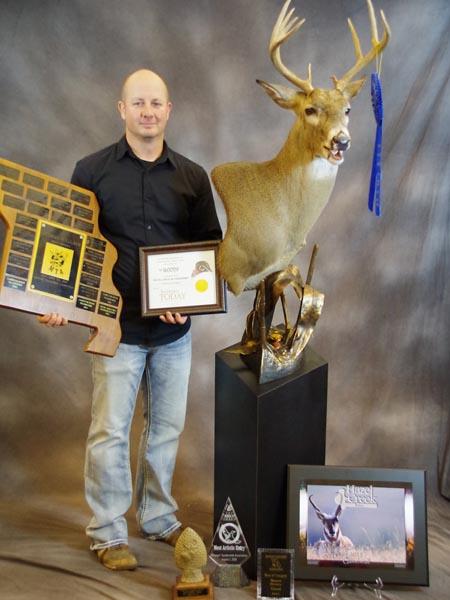 Woody Award Wasco State Champion